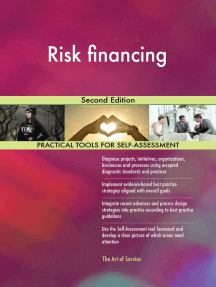 Risk financing Second Edition