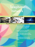 Telephone network A Complete Guide