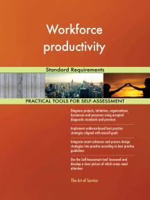 Workforce productivity Standard Requirements