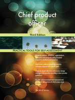 Chief product officer Third Edition