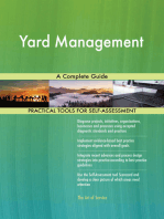 Yard Management A Complete Guide