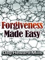 Forgiveness Made Easy