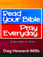 Read Your Bible, Pray Every Day