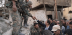 Assad Is Desperate for Soldiers