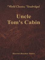Uncle Tom's Cabin (World Classics, Unabridged)