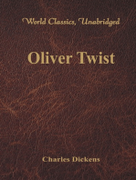Oliver Twist (World Classics, Unabridged)