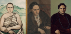 Gertrude Stein's Mutual Portraiture Society