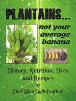 Plantains...Not Your Average Banana