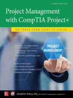 Project Management with CompTIA Project+