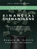 Financial Shenanigans, Fourth Edition: How to Detect Accounting Gimmicks & Fraud in Financial Reports