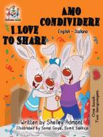 I Love to Share - Amo condividere