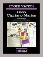 Caso Cipriano Martos: Vida y muerte de un militante antifranquista.