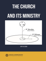 The Church and Its Ministry