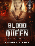 Blood of a Queen (A Rayden Valkyrie Tale)