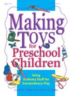 Making Toys for Preschool Children