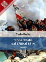Storia d'Italia dal 1789 al 1814. Tomo II