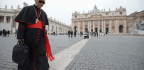 A Beijing-Vatican Deal Could Bolster China's Persecution Of Religion, Warns Hong Kong Cardinal