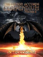 The Demon Accords Compendium, Volume 2