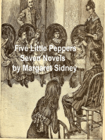 Five Little Peppers Seven Novels