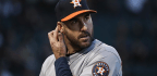 Astros' Verlander Shuts Down Angels Again