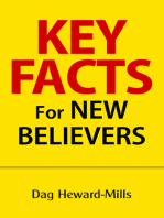 Key Facts for New Believers