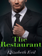 The Restaurant (Harrison Hardline International Book 2)