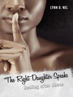 The Right Daughter Speaks