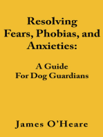 Resolving Fears, Phobias, and Anxieties
