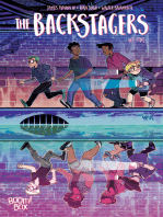 The Backstagers #5