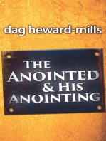 The Anointed and His Anointing