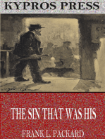The Sin That Was His