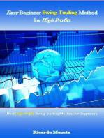 Easy Beginner Swing Trading Method for High Profits