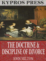 The Doctrine & Discipline of Divorce