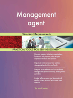 Management agent Standard Requirements