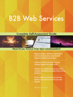 B2B Web Services Complete Self-Assessment Guide