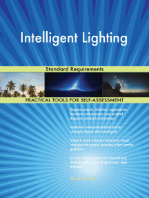 Intelligent Lighting Standard Requirements