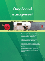Out-of-band management A Clear and Concise Reference