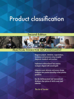 Product classification Second Edition