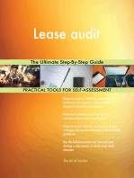 Lease audit The Ultimate Step-By-Step Guide