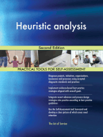 Heuristic analysis Second Edition