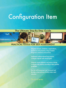 Configuration Item The Ultimate Step-By-Step Guide
