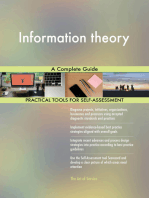 Information theory A Complete Guide
