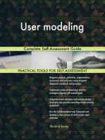 User modeling Complete Self-Assessment Guide