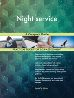 Night service A Complete Guide