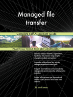 Managed file transfer Complete Self-Assessment Guide