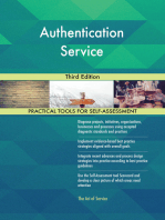 Authentication Service Third Edition