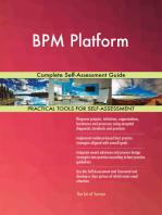 BPM Platform Complete Self-Assessment Guide