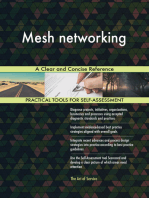 Mesh networking A Clear and Concise Reference