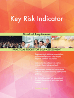 Key Risk Indicator Standard Requirements
