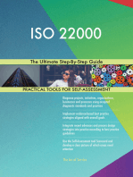 ISO 22000 The Ultimate Step-By-Step Guide